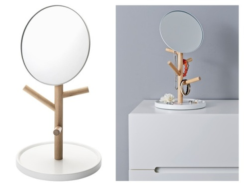 ikea-ps--table-mirror £15