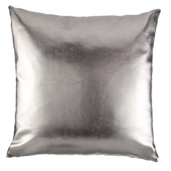 MetallicCushion,£8 Tesco