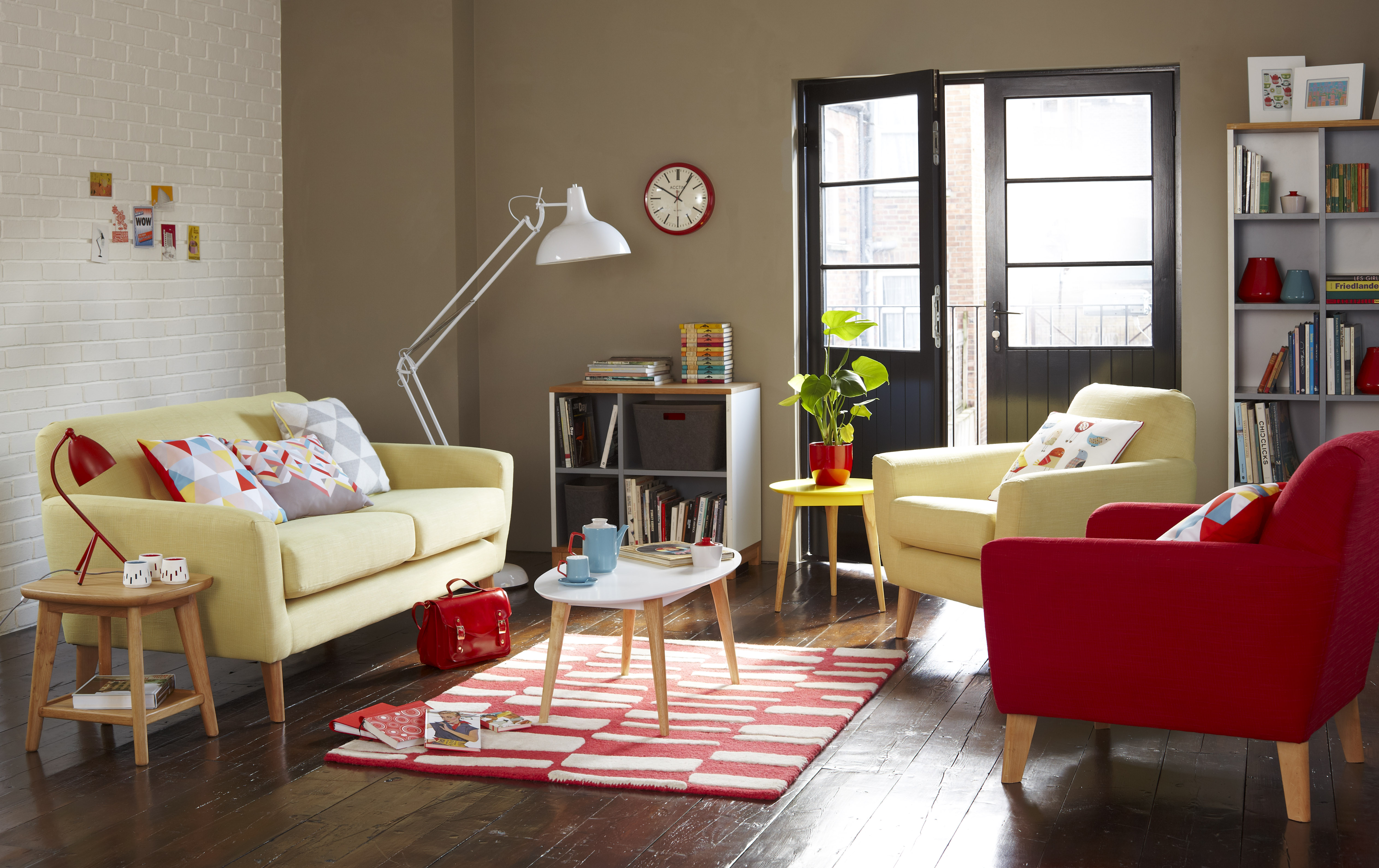 Tesco Living Room Furniture Retro Furniture The Treasure Hunter Well Designed Quirky And