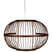 Lights By B&Q Mandy Bamboo with Inner Diffuser Light Shade £18 B&Q