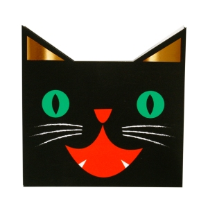 Cat napkins £3.99 for 16 Candleandcake.co.uk