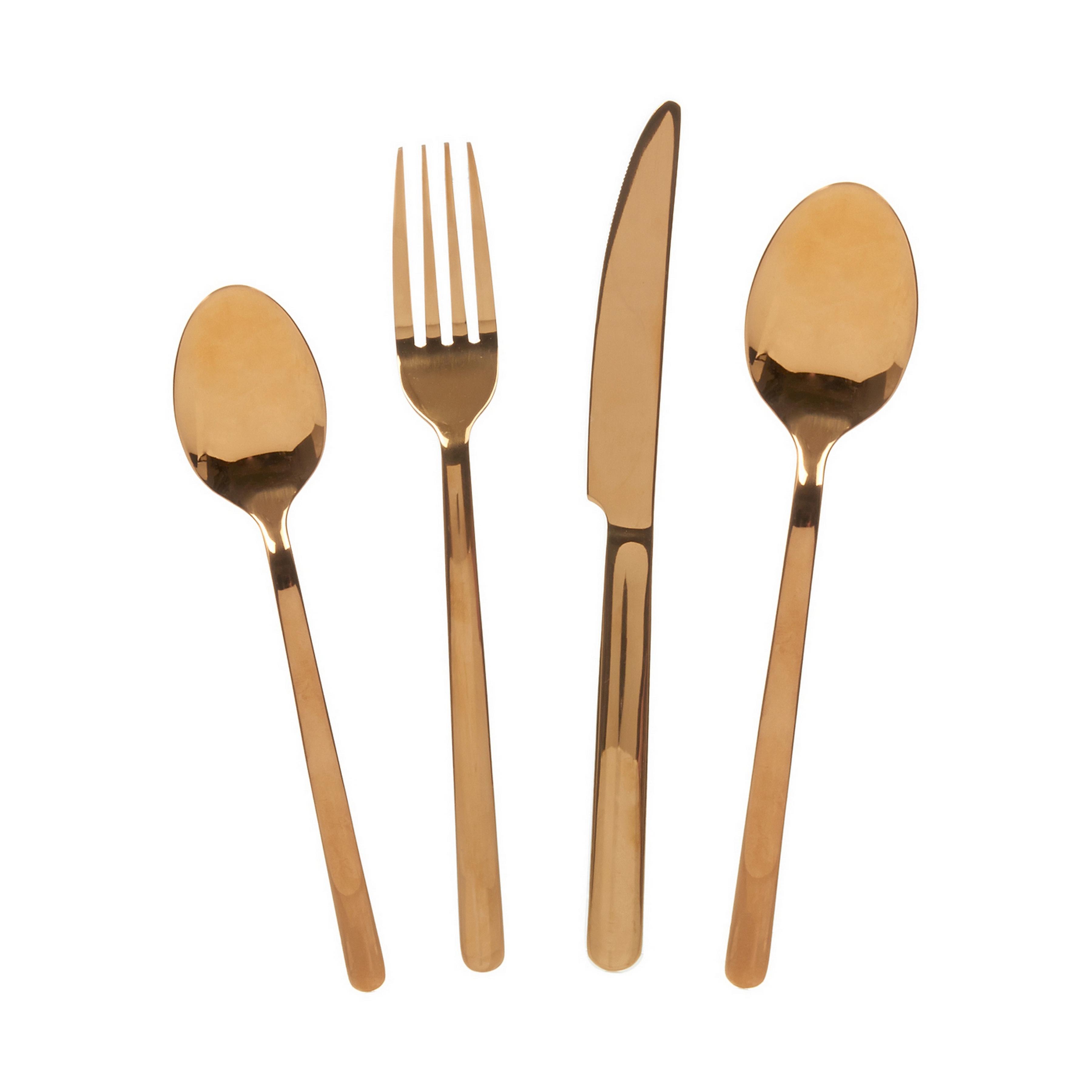 Copper Cutlery The Treasure Hunter Well Designed