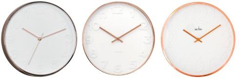 bmstores-301329-Copper-Wall-Clock-2 £4.99