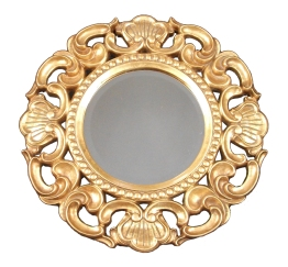 gold gilt Florence mirror £75 AyersandGraces.com